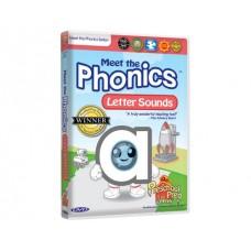 Meet the Phonics 1 - Letter Sounds Video